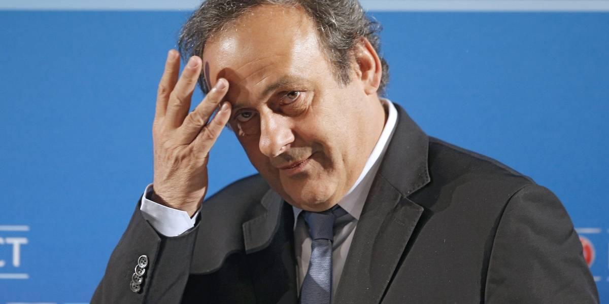 Michel Platini, expresidente de la UEFA, detenido en investigación por el Mundial de 2022