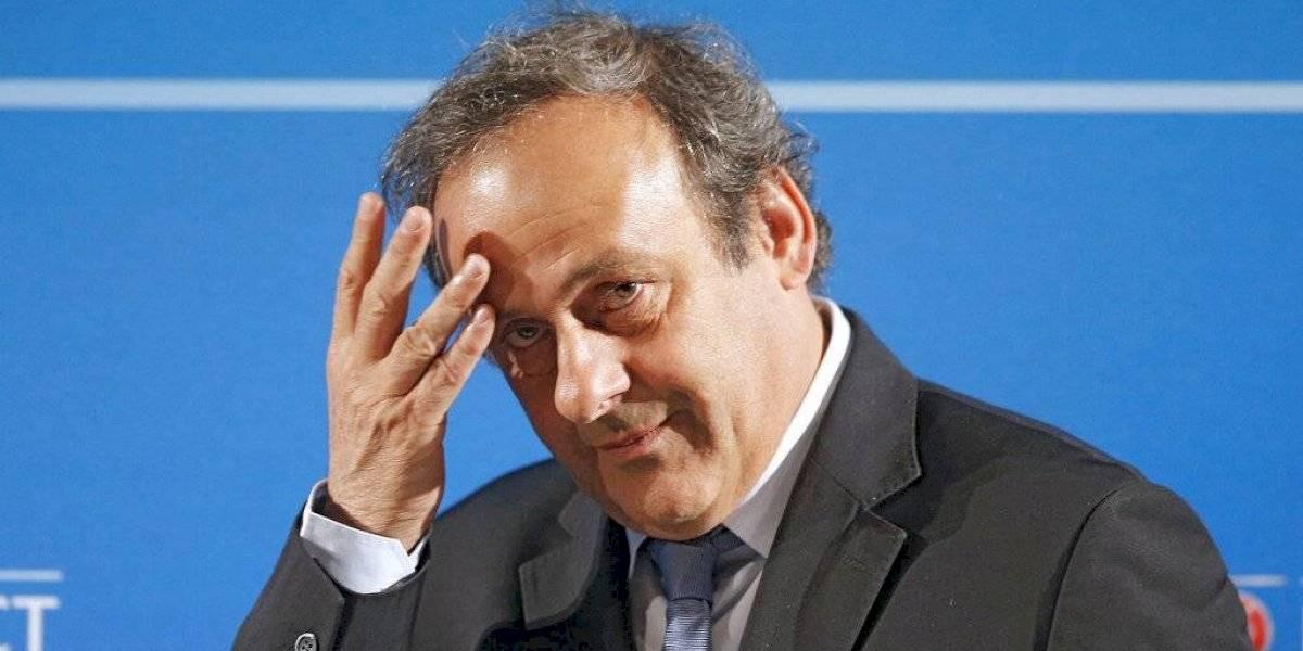 Michel Platini fue detenido por supuesta corrupción en adjudicación del Mundial del 2022 a Catar