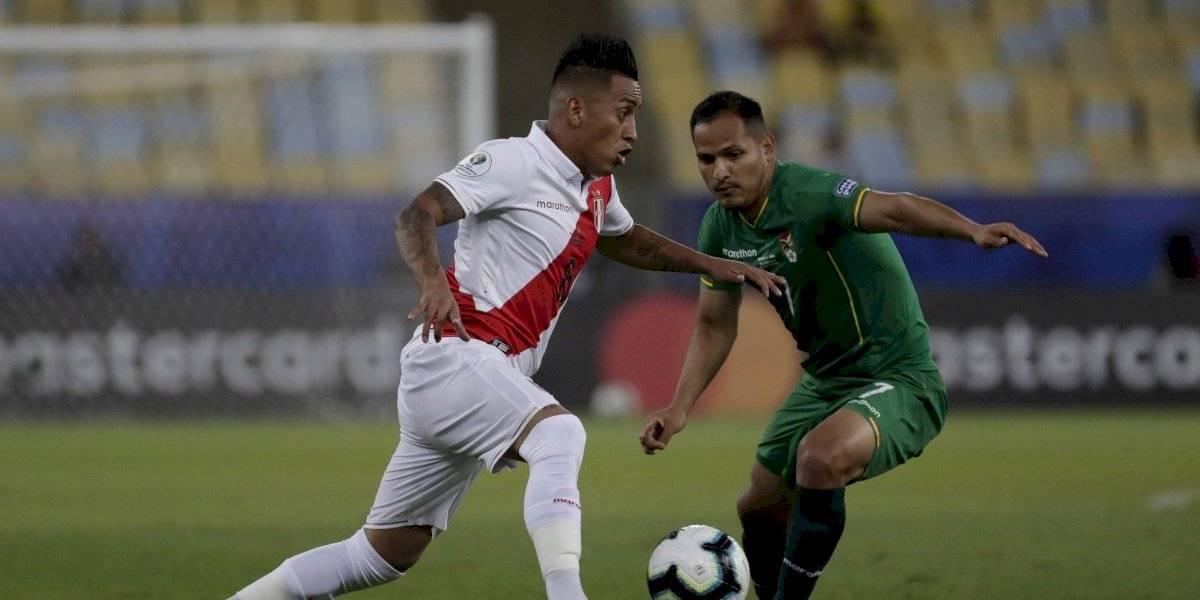 Así vivimos el triunfo de Perú sobre Bolivia en la Copa América de Brasil