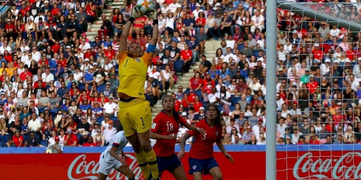 """La Roja femenina """"juega"""" un día clave para su clasificación a octavos del Mundial de Francia"""