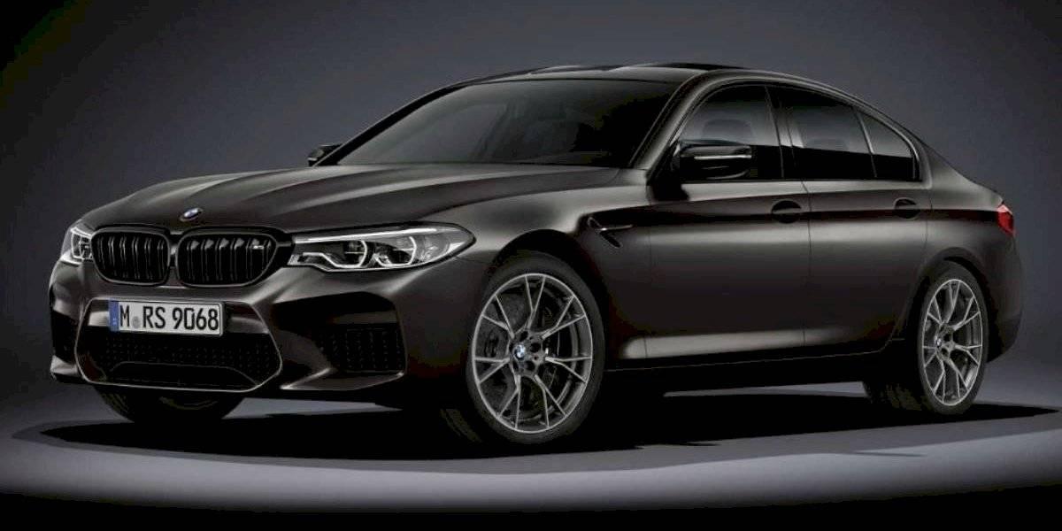 Con edición limitada, BMW celebra los 35 años de su emblemático M5