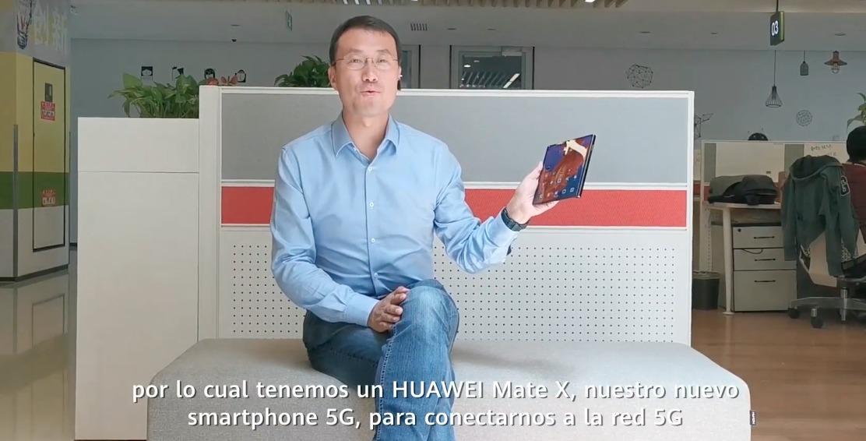 Huawei publica un impresionante video probando la velocidad de sus redes 5G