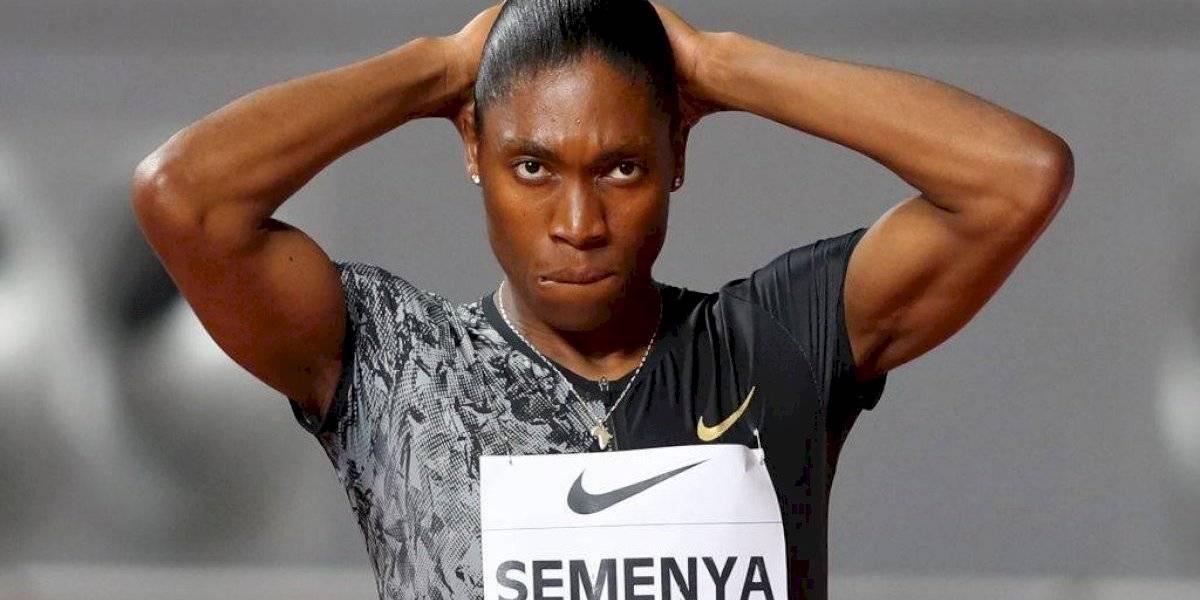 La IAAF me usó como 'conejillo de indias humano': Semenya