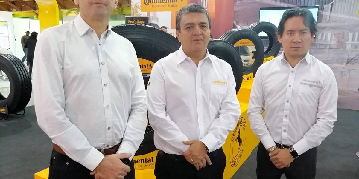 Continental Tire participó en Primer Congreso Internacional de Transporte