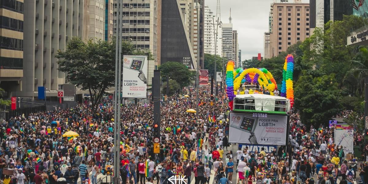 19 trios agitam a Parada do Orgulho LGBT+; confira destaques