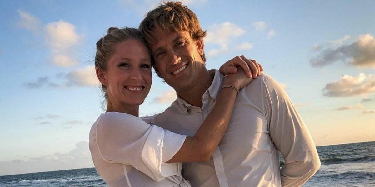 Deportista sufre accidente y tres años después se casa con su enfermera
