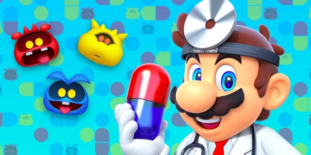 ¡Al fin! Dr. Mario World para móviles ya tiene fecha de estreno