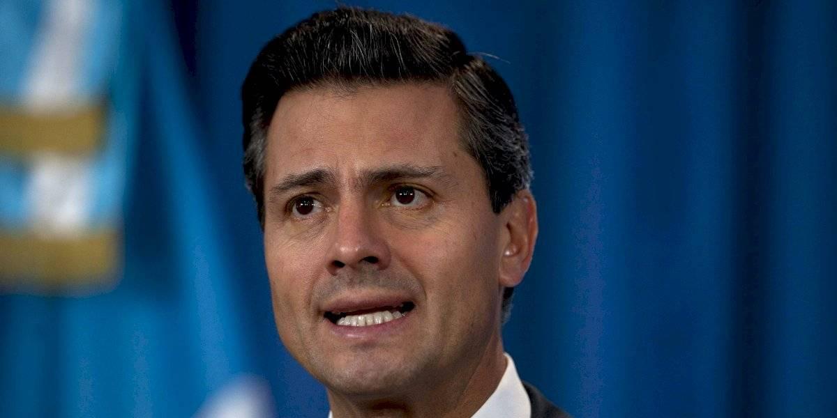 Peña Nieto rechaza 'categóricamente' imputaciones en su contra
