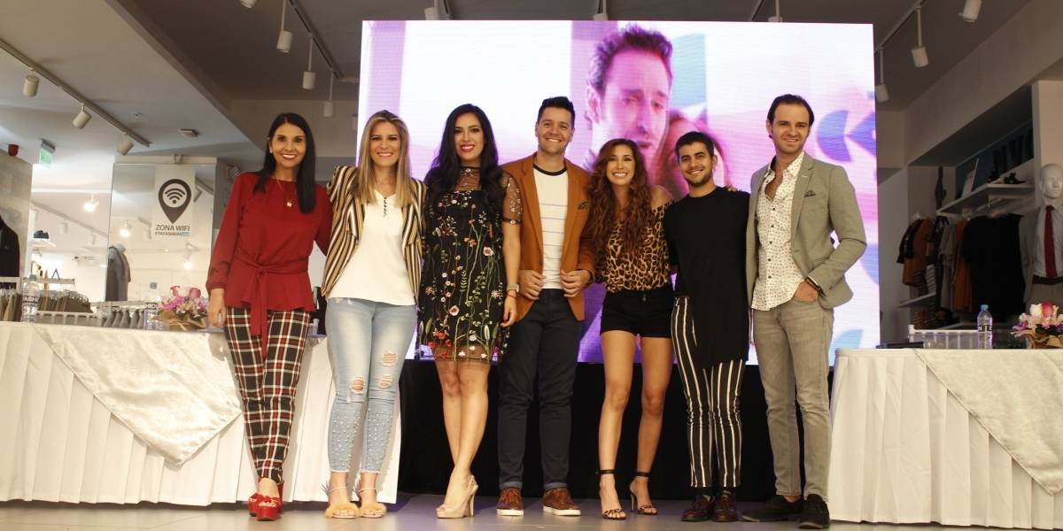 "Etafashion lanza single ""Somos Tendencia"" con talentos ecuatorianos"