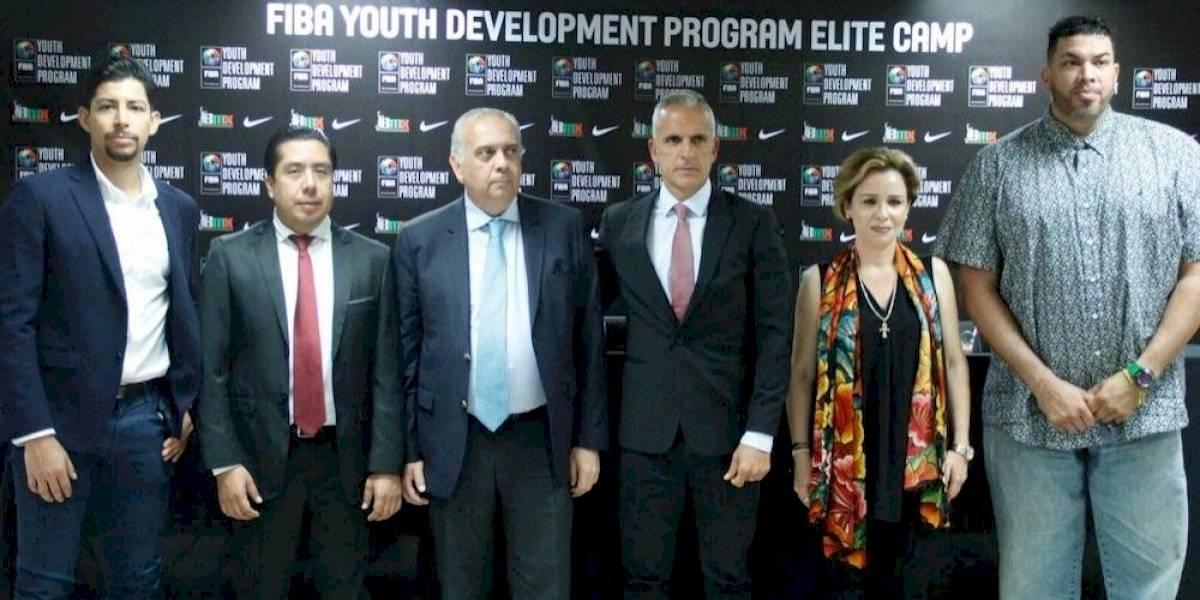 México será sede del tercer Youth Elite Camp de FIBA Américas