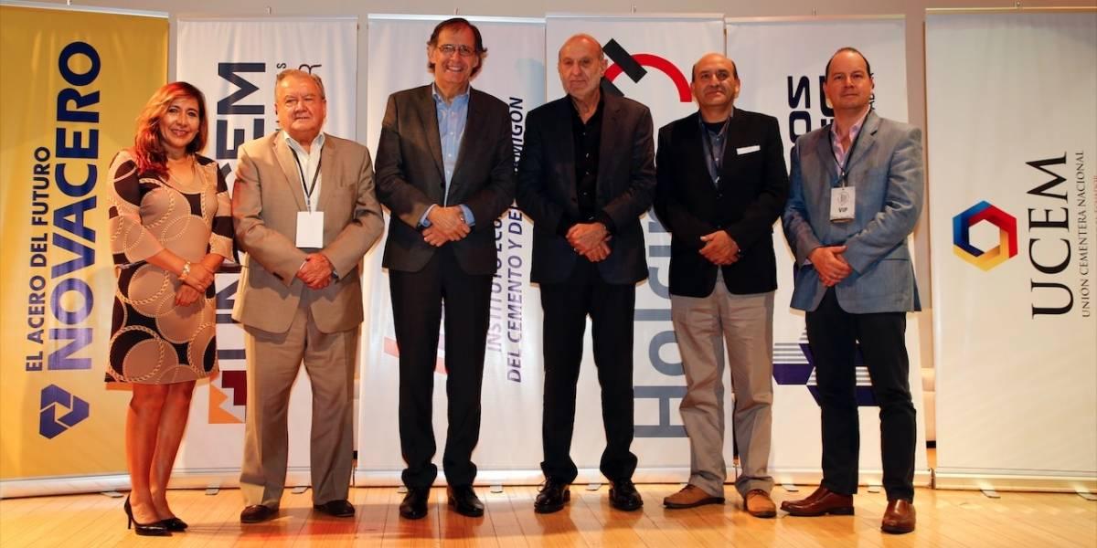 Empresas del sector de la construcción de Ecuador participaron en Foro