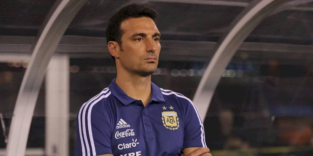 'La Copa para nosotros es como que todavía no empezó': Scaloni