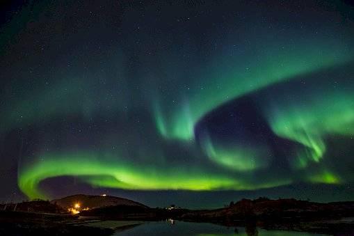 Isla noruega quiere ser la primera zona libre de tiempo