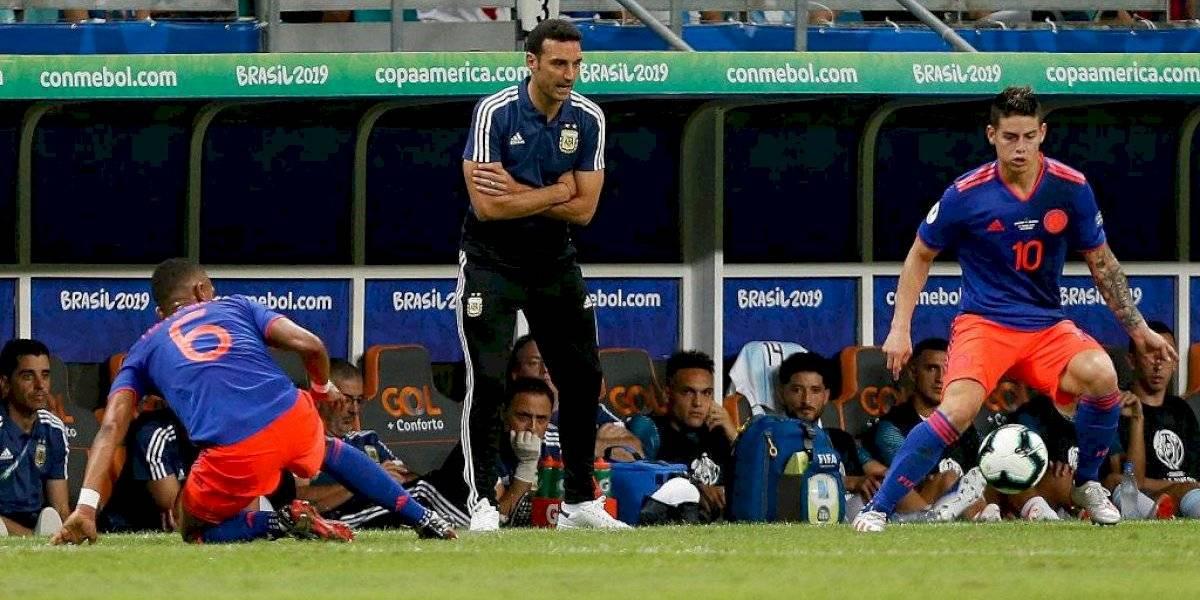 """Lionel Scaloni: """"La Copa América todavía como que no empieza para Argentina"""""""