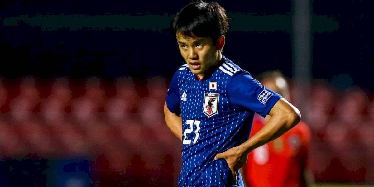 """El """"Messi japonés"""" alabó el fútbol de La Roja: """"Son muy fuertes y tienen muy buenos jugadores"""""""