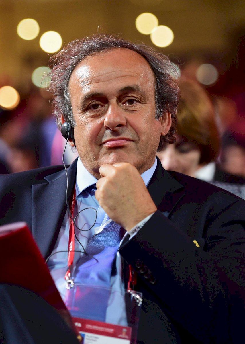Michel Platini, ex presidente de la UEFA Foto tomada: Getty Images
