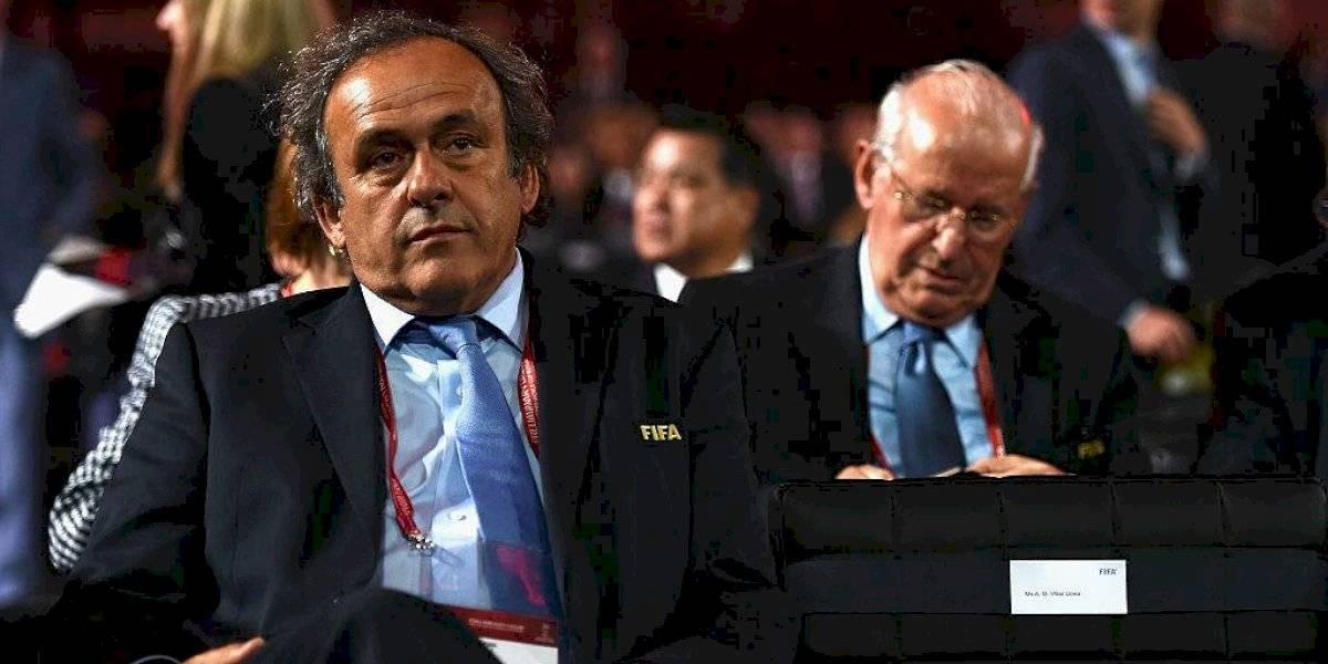 El almuerzo secreto que provocó la detención de Michel Platini e involucra el gobierno de Sarkozy