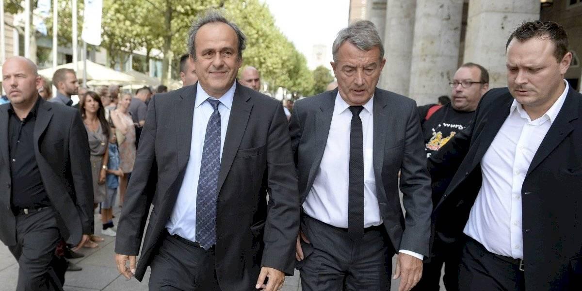 Platini, ex presidente de la UEFA, niega corrupción por Mundial de Qatar 2022