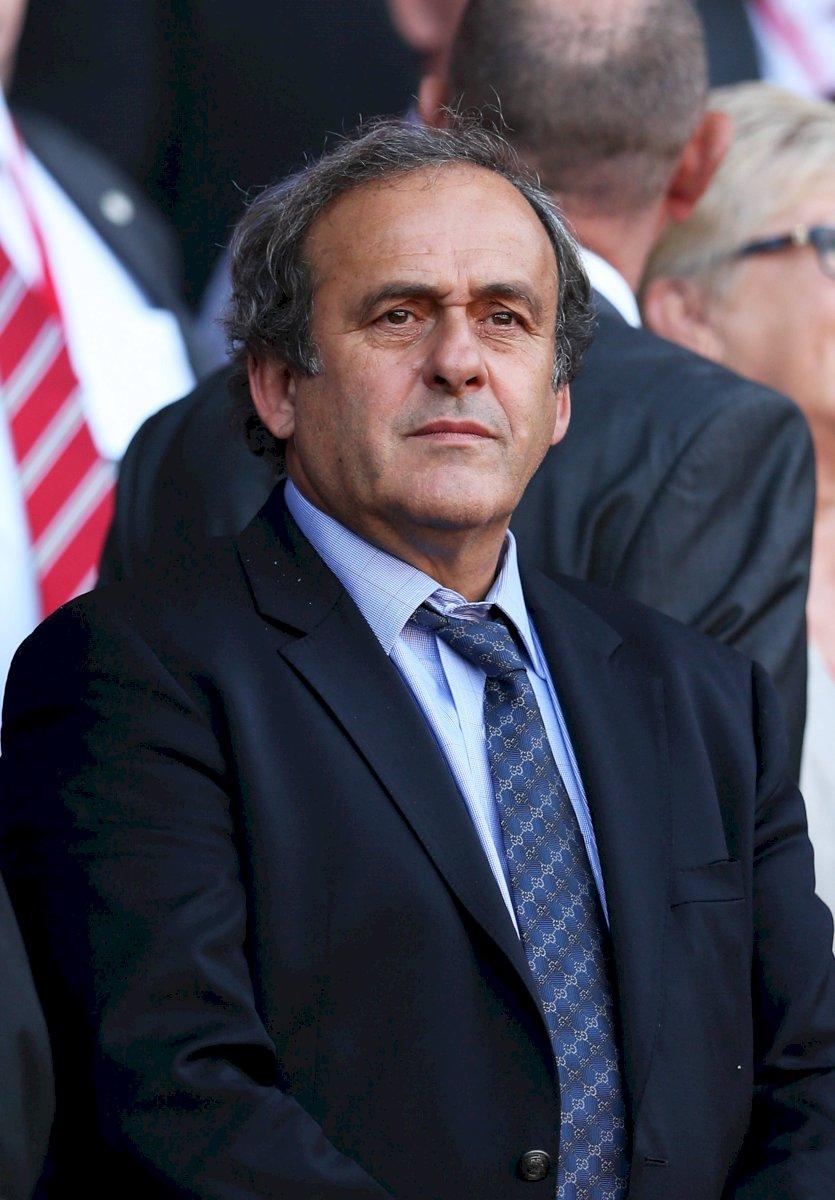 """Michel Platini presentó su libro """"El rey desnudado"""" donde cuenta su vida como jugador y persona Foto tomada: Getty Images"""
