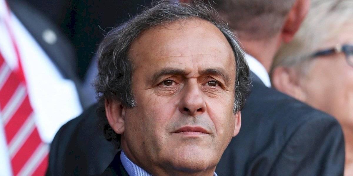 Michel Platini explota contra el VAR: ¡Es una mier...!