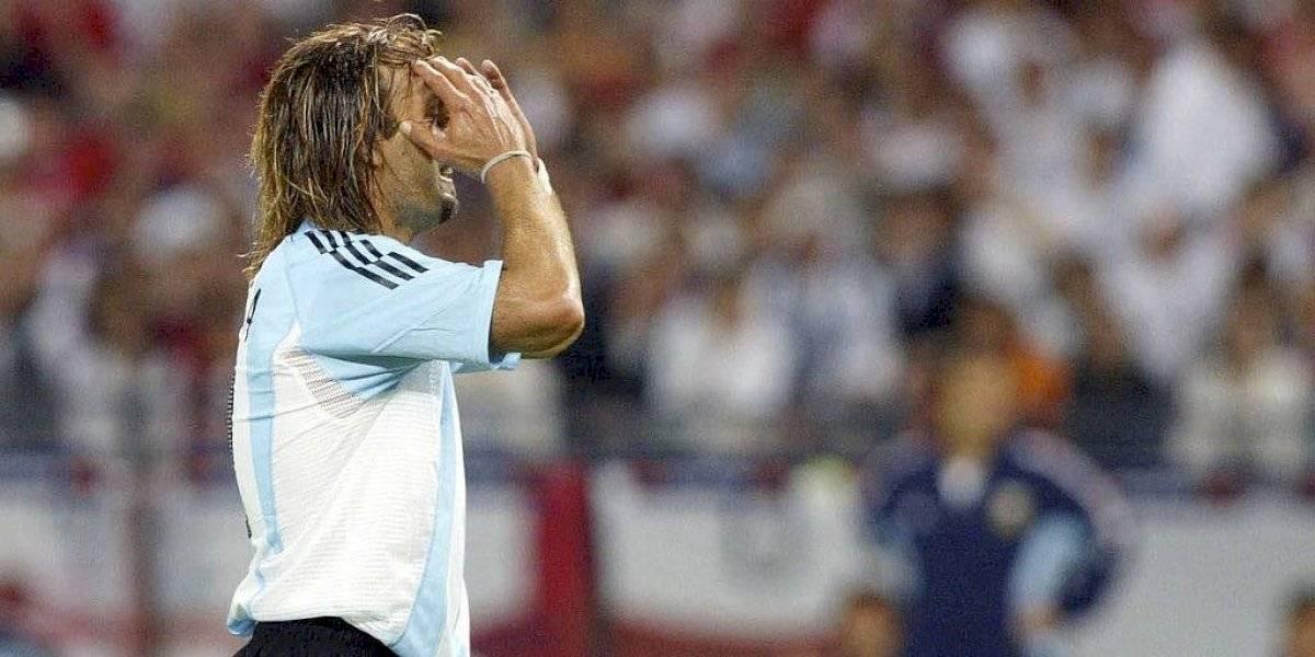 Vargas le pisa los talones a un tal Batistuta y aspira a ser el máximo goleador histórico de la Copa América