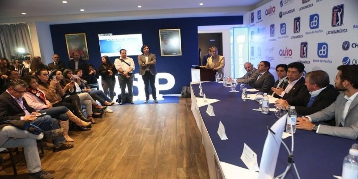 Jorge Yunda construirá un campo de golf en Parque Bicentenario