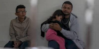 Migrantes retenidos Chiapas