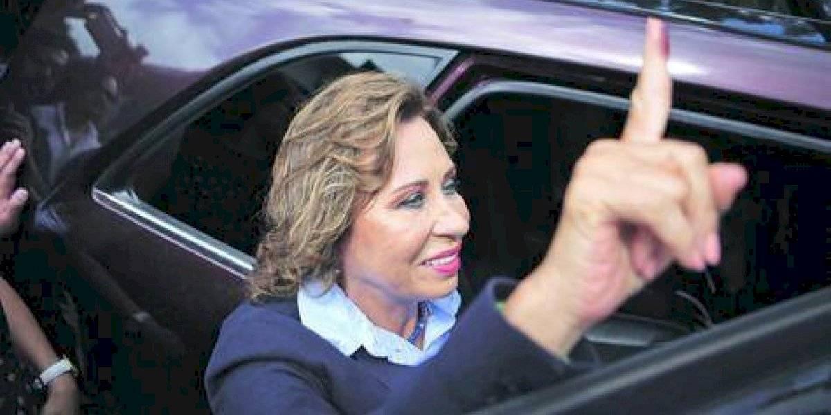 Ex primera dama se impone y va a segunda vuelta por la presidencia de Guatemala