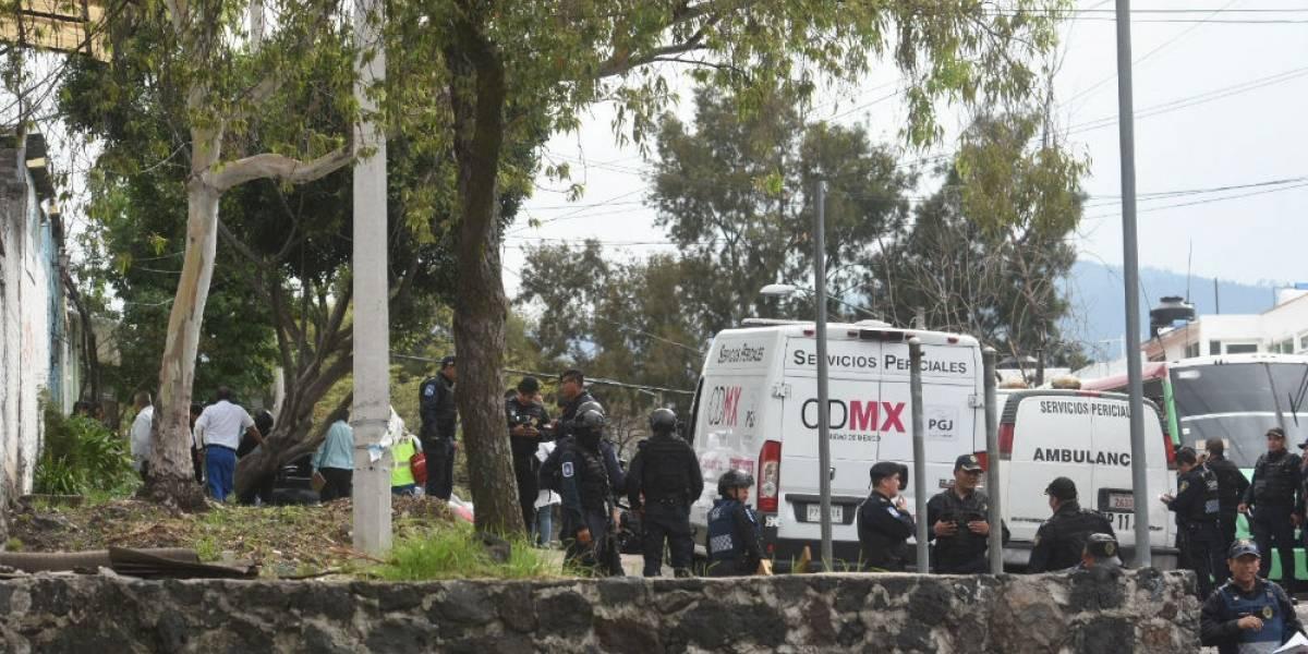 Nueva balacera en Tlalpan deja a tres muertos y dos heridos