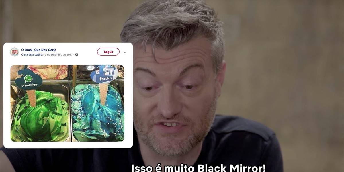 Criadores de Black Mirror avaliam memes tipicamente brasileiros em vídeo