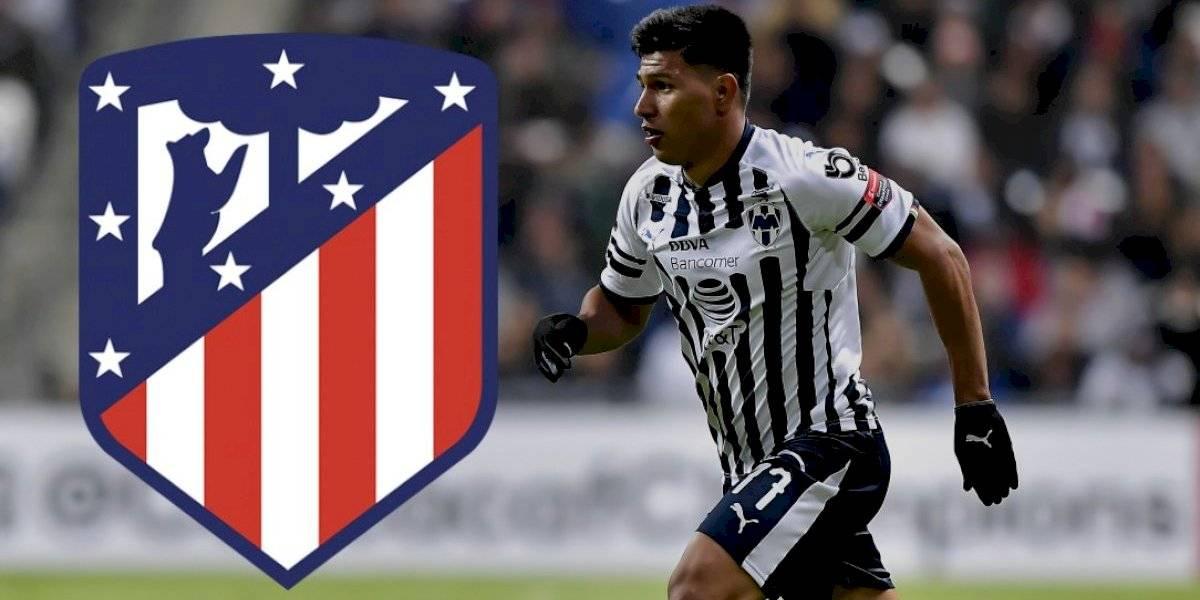 Atlético de Madrid, interesado en el defensa mexicano Jesús Gallardo: As