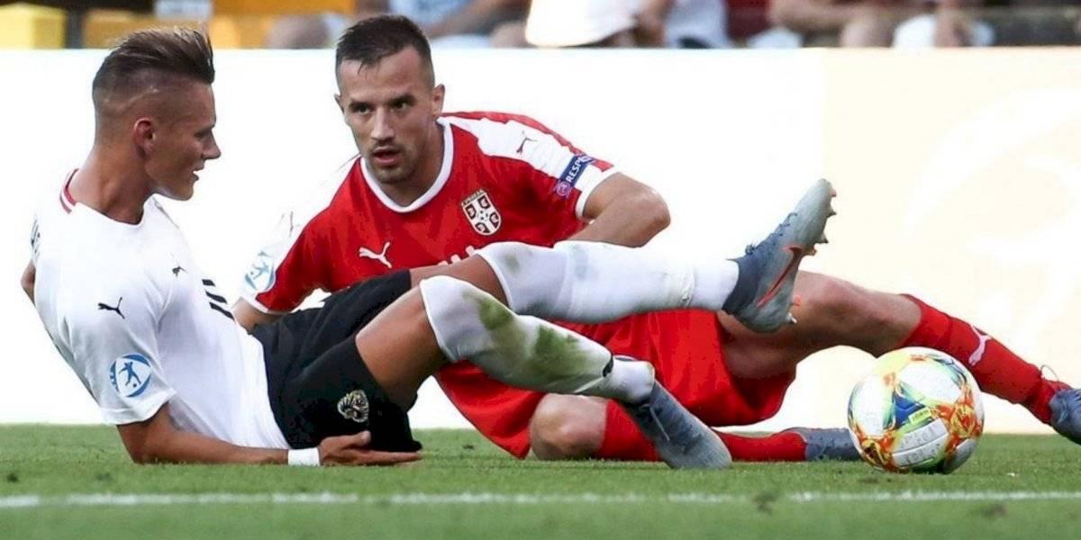 VIDEO: Futbolista sufre impactante fractura en su pierna durante la Euro Sub 21
