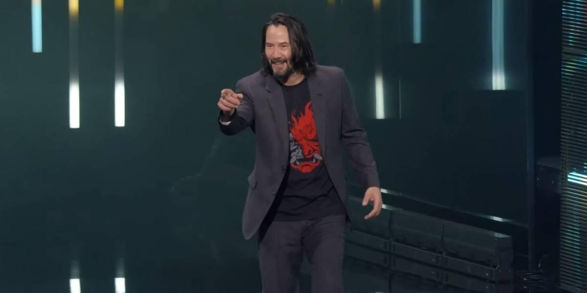Twitter revela los momentos más destacados de E3 2019 que incluyen a Keanu Reeves, Nintendo y más