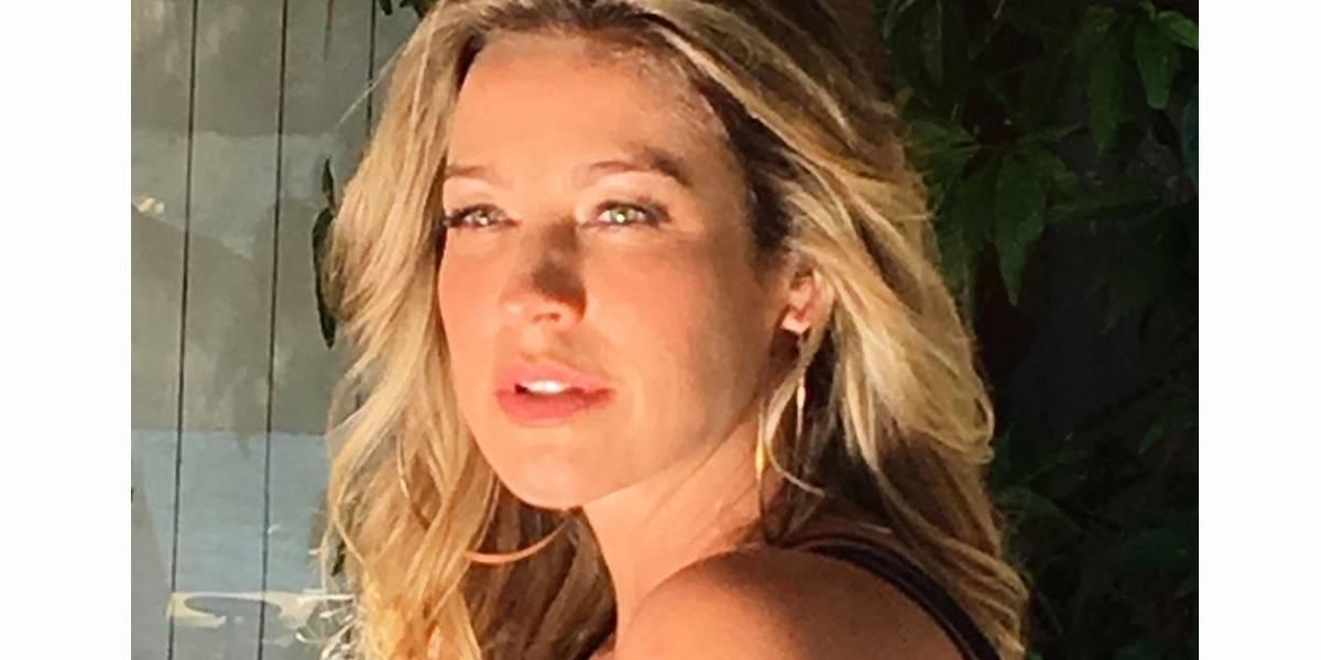 Luana Piovani responde fala de Britto Jr.: 'mulher não precisa de homem, precisa ser feliz'