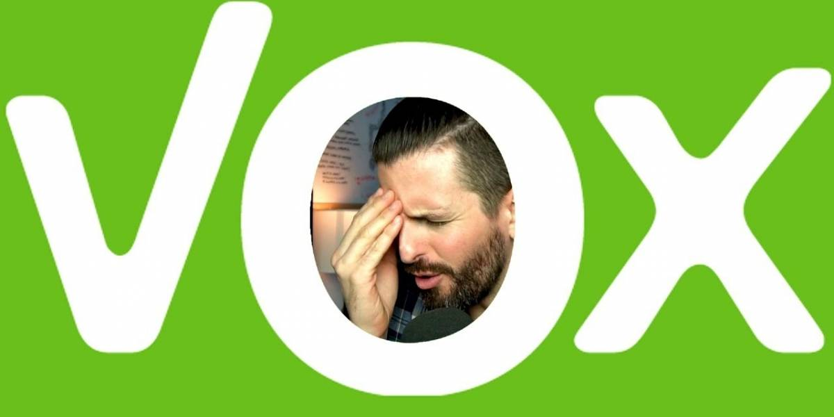 Youtube cerró el canal del partido ultraderechista español VOX