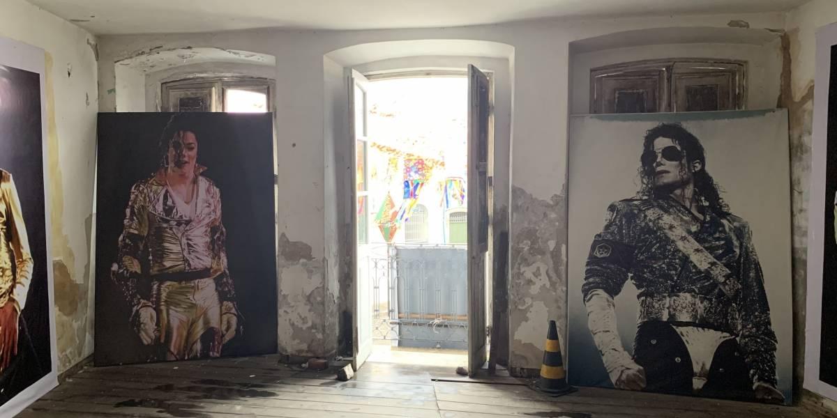 La casa donde dicen que aparece el espíritu de Michael Jackson en Brasil