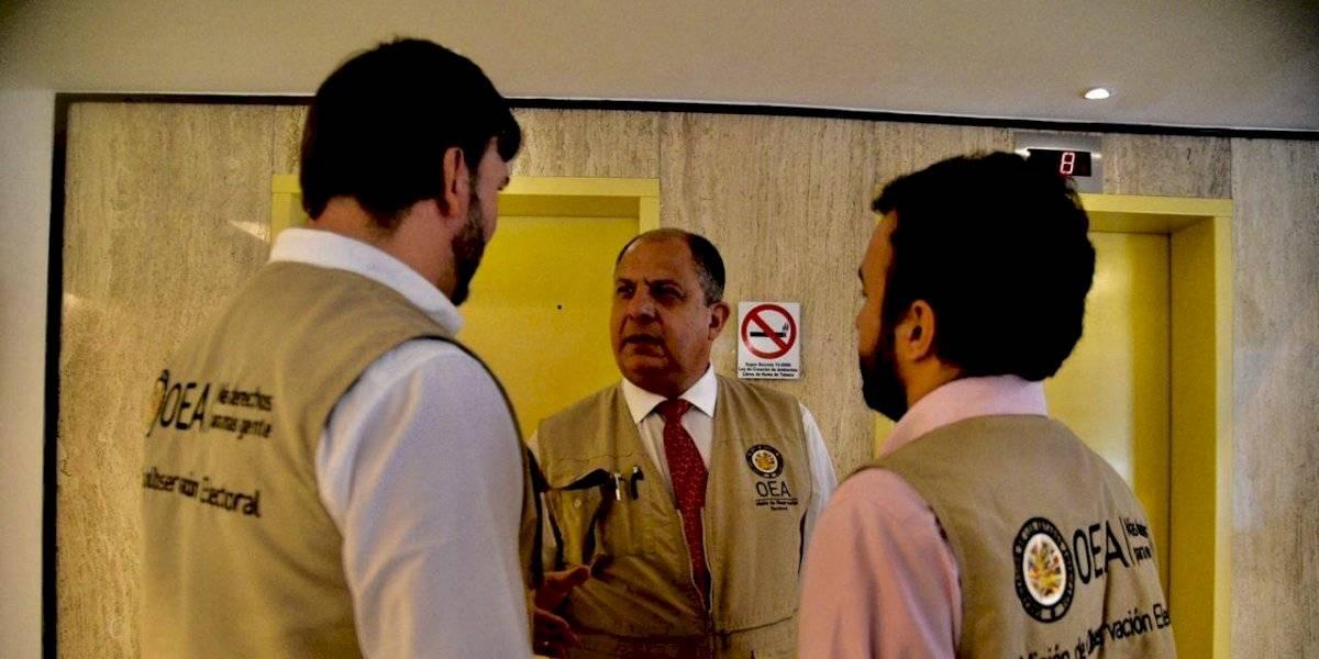OEA: Impugnación de candidaturas deben ser resuelta por TSE y CC