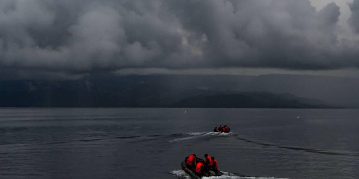 Naufragio de ferry en Indonesia deja al menos 18 muertos
