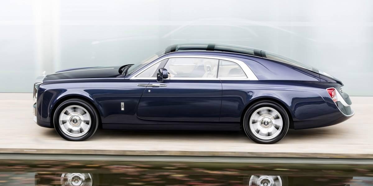 Mega-Sena: prêmio milionário dá para comprar 2 Rolls Royce de luxo