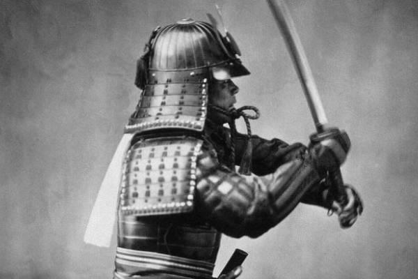 Resultado de imagen de foto samurai