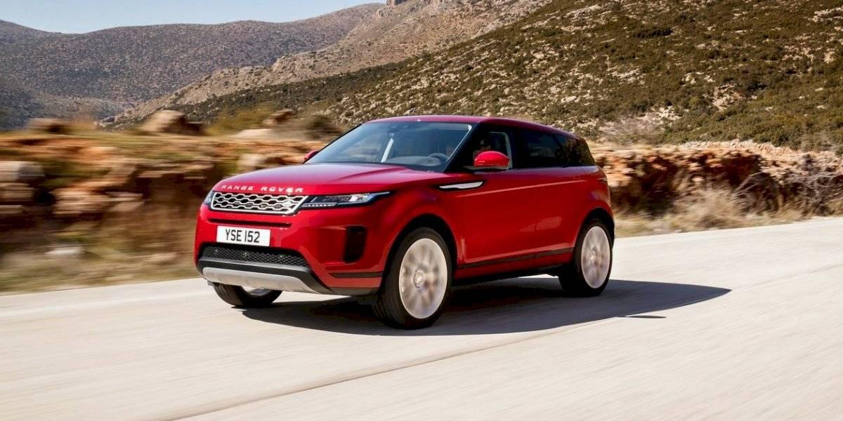 Llega a Puerto Rico el rediseñado Range Rover Evoque 2020