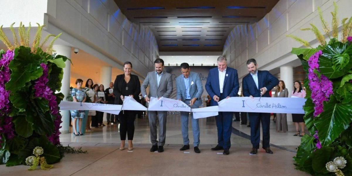 Tras inversión de $150 millones reabre el Caribe Hilton