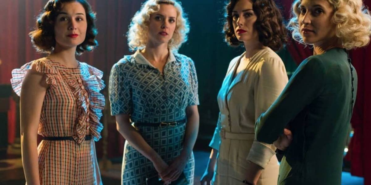 La nueva temporada de Las Chicas del Cable tiene fecha de estreno y adelanto (Video)