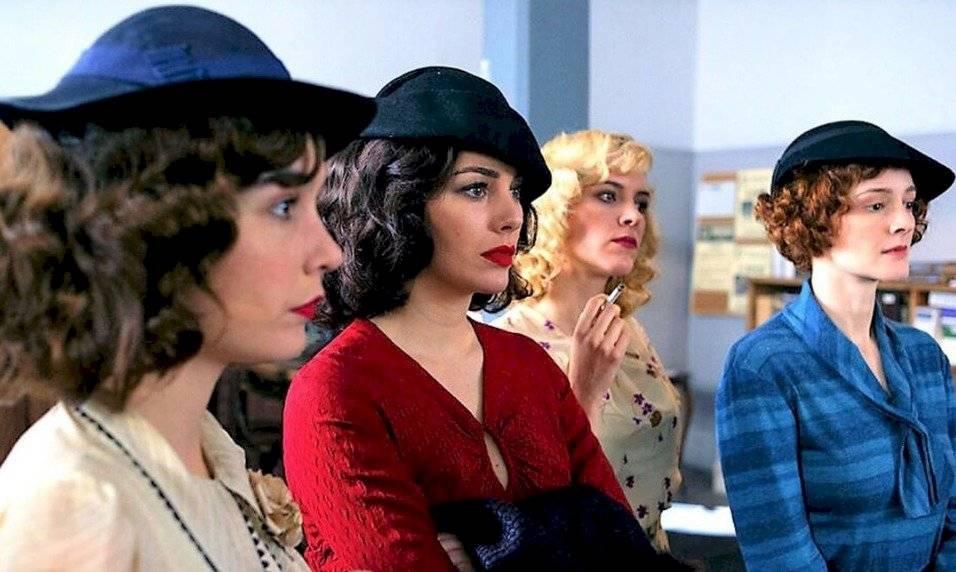 Las Chicas del Cable temporada 4