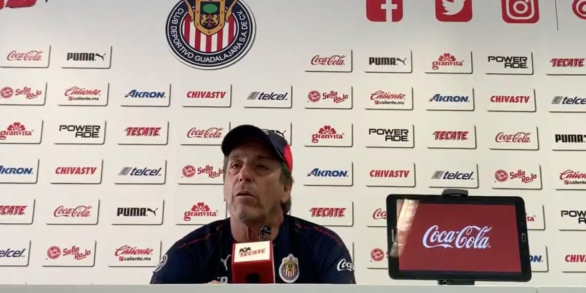 'Oribe es el mejor delantero de México': Tomás Boy