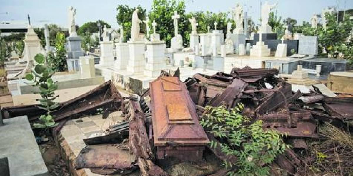 Venezuela: ni los cementerios están a salvo de la crisis