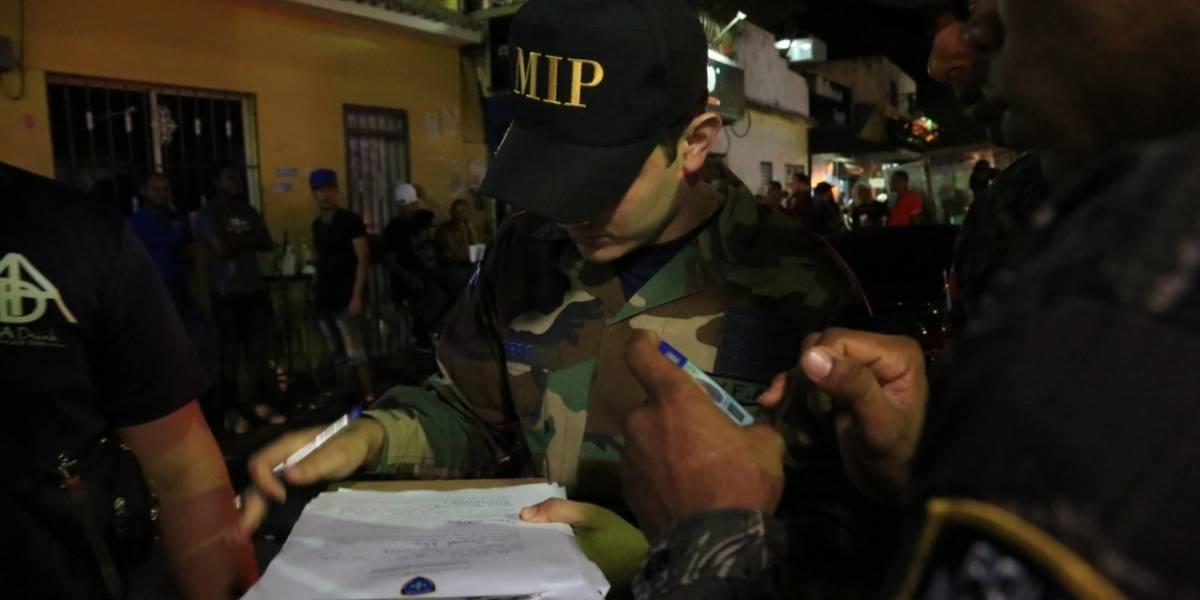 Ministerio de Interior y Policía supervisa armerías en el Distrito Nacional