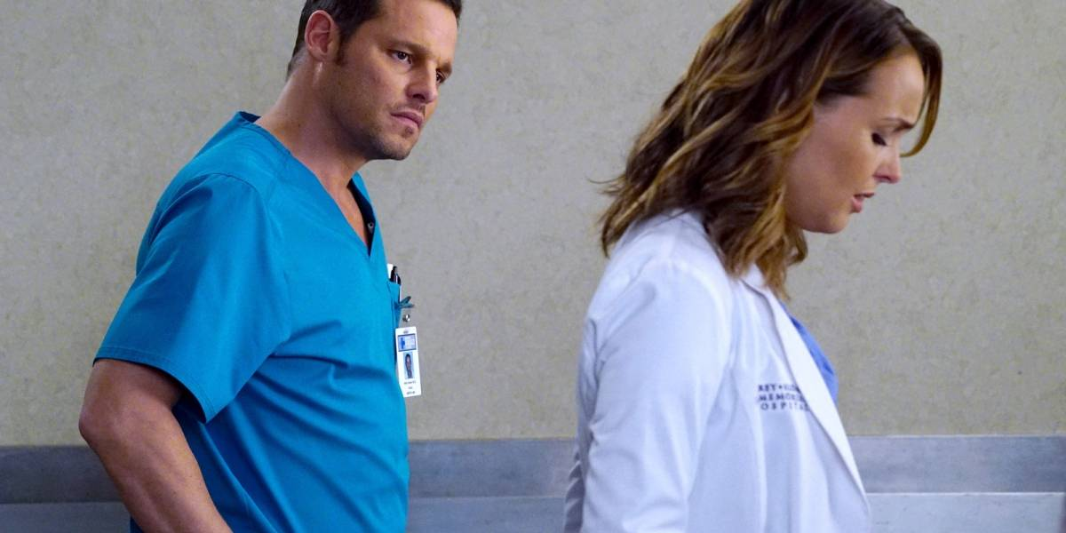 Grey's Anatomy: Camilla Luddington manda recado importante sobre o relacionamento de Jo e Alex