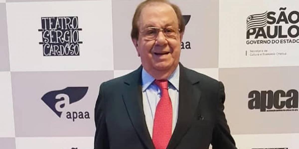 Radialista Salomão Esper recebe Troféu APCA