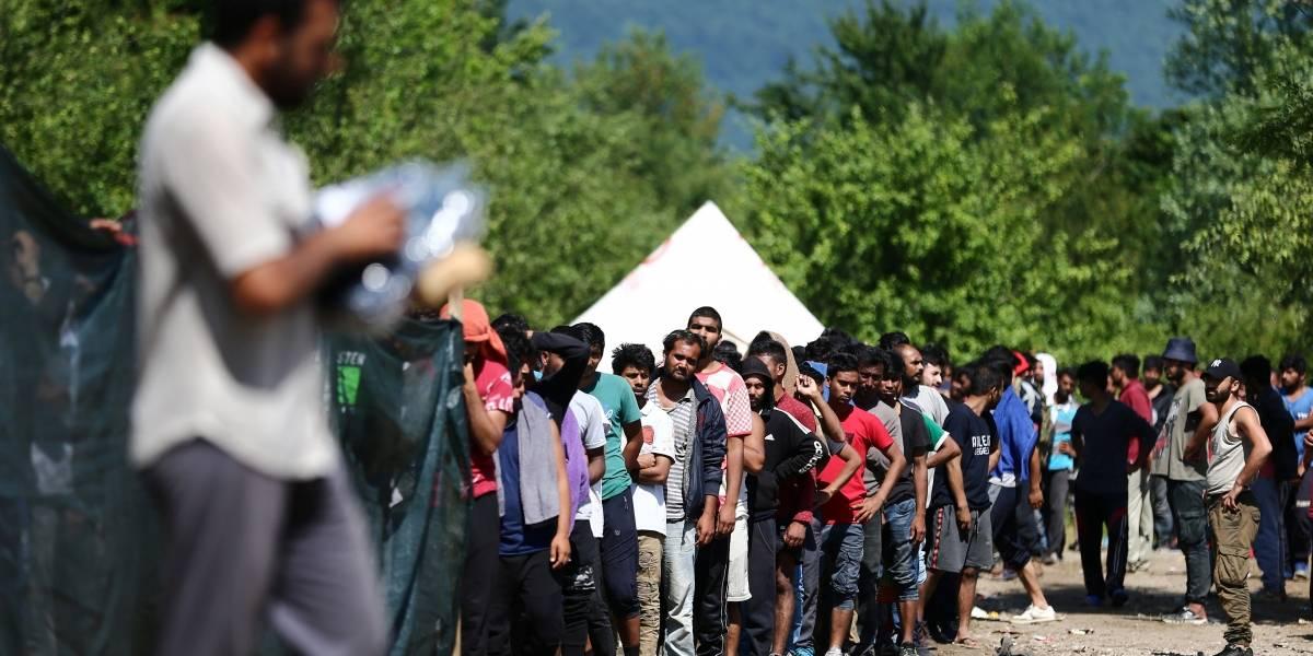 Mundo teve mais de 70 milhões de refugiados e deslocados em 2018, diz ONU
